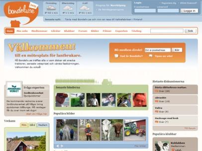 bondeliv.se (Lantmännen)