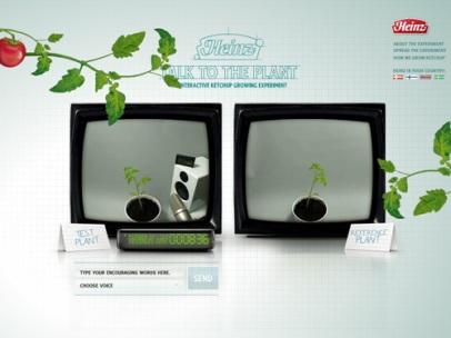 Talk to the Plant (Heinz)