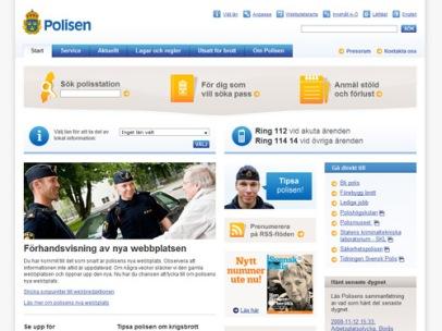 polisen.se (Polisen)