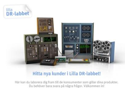 Lilla DR-labbet (Posten)