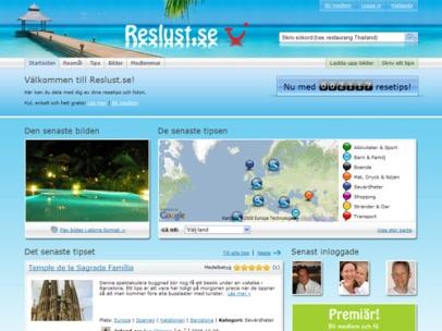reslust.se (Fritidsresor)