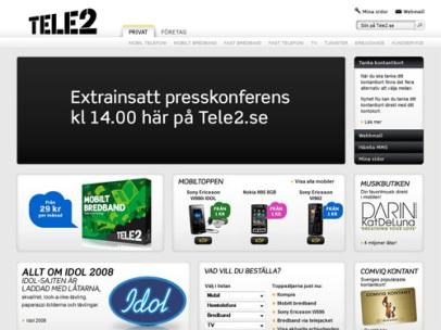 tele2.se (Tele 2)