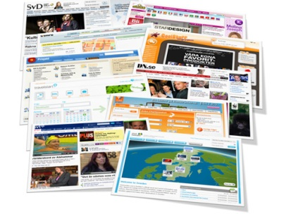 Sveriges 100 bästa sajter 2008 - byråerna bakom