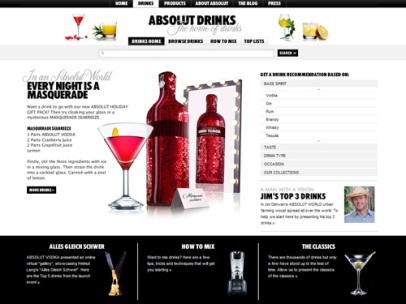 Absolut Drinks