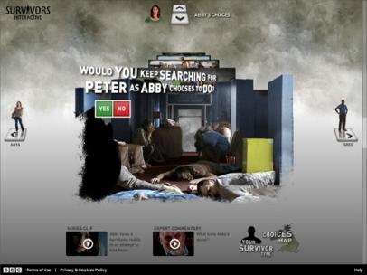Survivors Interactive (BBC)