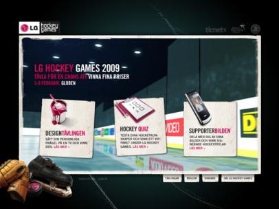 LG HockeyGames