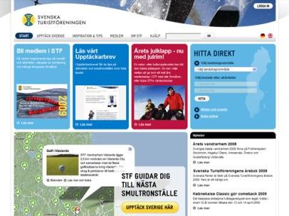 stfturist.se (Svenska Turistföreningen)