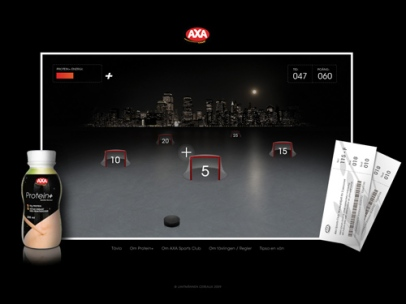 AXA Protein+ Hockey Challenge (AXA)