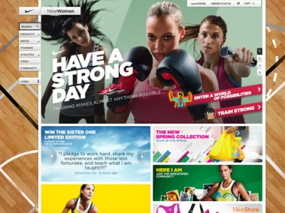 Have a Stong Day (Nike Women)