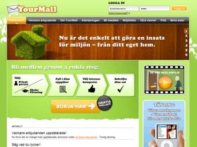 YourMail (Webbtjänst)