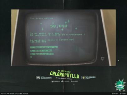 El Invencible Chlorophyllo (Airwaves)