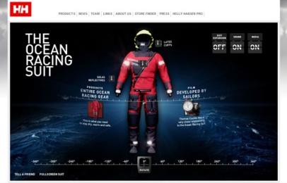 Ocean Racing Suit (Helly Hansen)