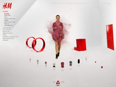 Spring Fashion 2009 (H&M)
