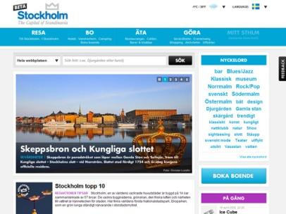 stockholmtown.com (Stockholm Visitors Board)