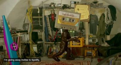 Sweden.se lanseras i Europa med 15.000 Spotify-invites