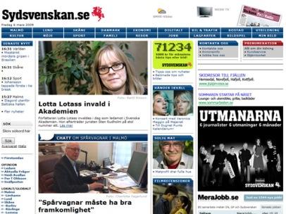 sydsvenskan.se (Sydsvenskan)