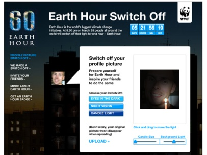 Earth Hour Switch Off (WWF)