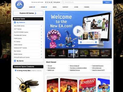 ea.com (Electronic Arts)