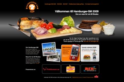 Hamburger-SM (Max Hamburgerrestauranger)