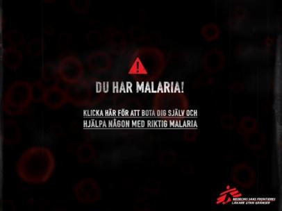 Malaria sprids i Sverige (Läkare Utan Gränser)