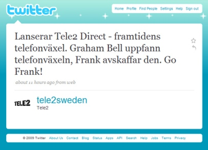 Tele2 Direct (Tele2)