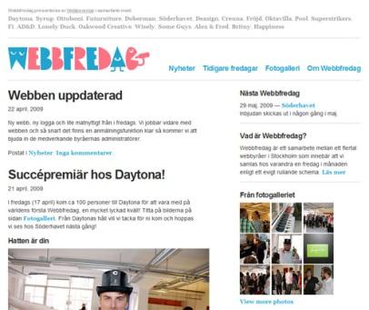 webbfredag.se (Webbfredag)