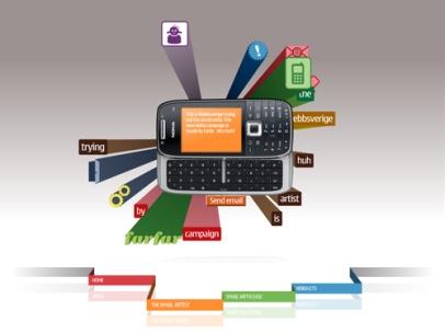 Nokia E75 - Email with ease (Nokia)