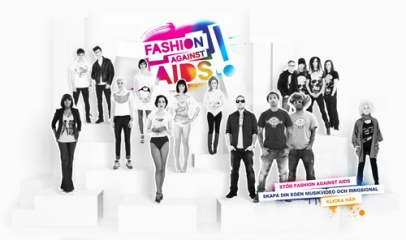 Fashion Against AIDS (H&M)