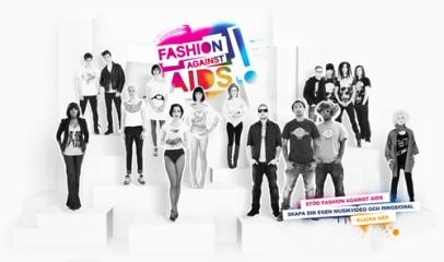 Fashion Against AIDS (H&M)