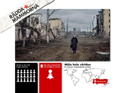 Rädda Mammorna (Röda Korset)