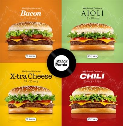 McFeast Remix (McDonalds)