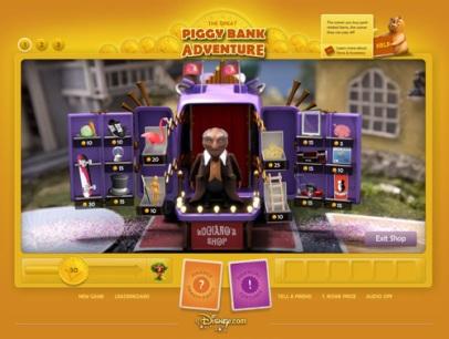The Great Piggy Bank Adventure (Disney)