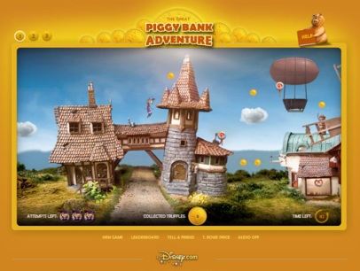 The Great Piggy Bank Adventure (Disney)