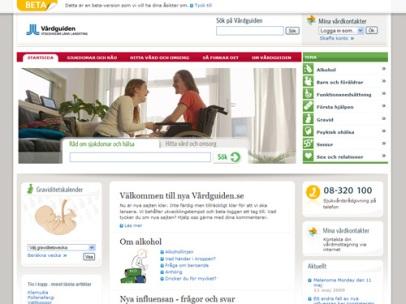 vardguiden.se (Stockholms läns landsting)