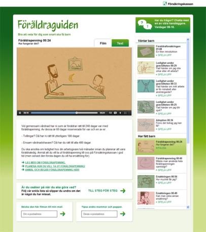 Föräldraguiden (Försäkringskassan)