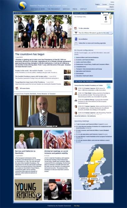 se2009.eu (Regeringskansliet)