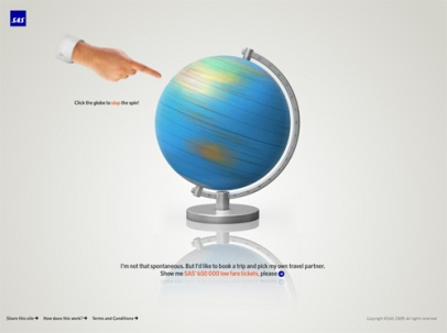 SAS Globe of Fortune (SAS)