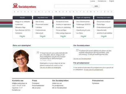 socialstyrelsen.se (Socialstyrelsen)